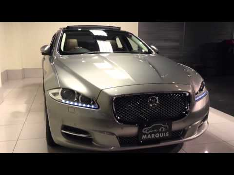 2013y Jaguar ジャガー XJ 3.0L x351 ポートフォリオ ディーラー車【カシミヤ】