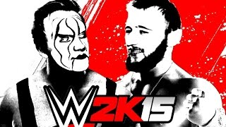 WWE 2K15 Tamina Snuka Entrance PC Ultra