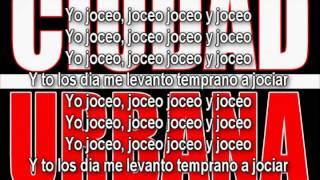 Poeta Callejero - Yo Joceo (Letras) (Oficial) (CiudadUrbana.Net)