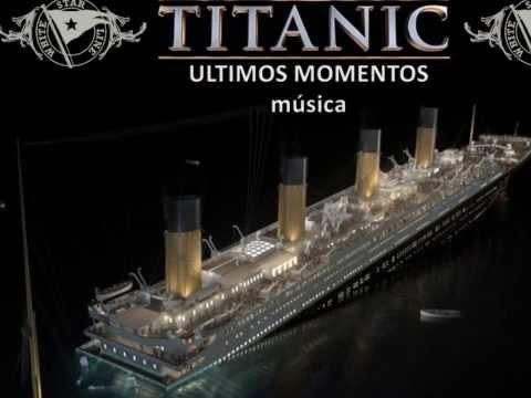 Titanic Últimos Momentos 12.-Oh! You Beautiful Doll (Violín)