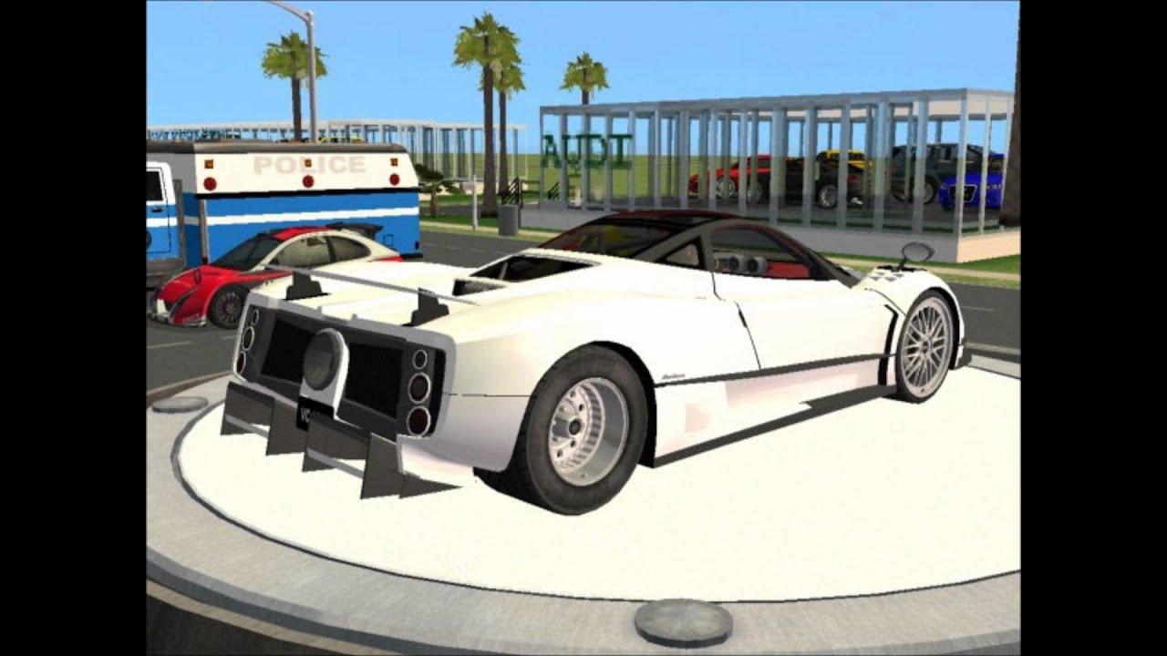 Sims 2 car conversion by vovillia corp 2006 pagani zonda f sims 2 car conversion by vovillia corp 2006 pagani zonda f tuned vanachro Gallery