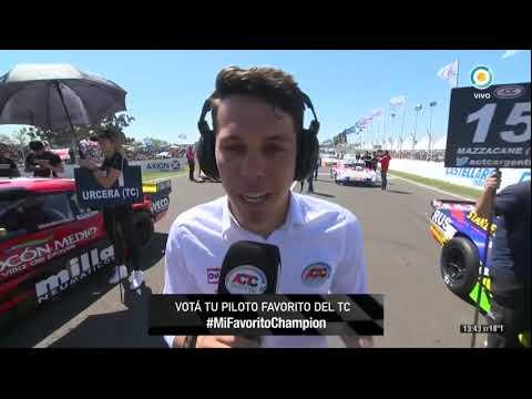 Despedida Del Gurí Martínez - Final TC En Paraná | #CarrerasArgentinas