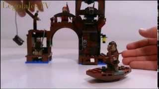 Lego Hobbit Attack On Laketown Set #79016 Review And Timelapse Build