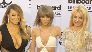 "Taylor Swift, Mariah Carey, Britney Spears ""Billboard Music Awards 2015"" Red Carpet"