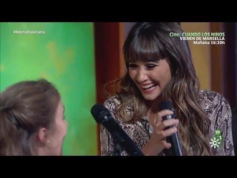 Aitana Ocaña da la sorpresa de su vida a una fan y cantan juntas Arde
