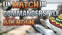 CS:GO | Ein Match im Commanderstyle beenden!