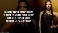 Rasheeda - Boss Chick (Lyrics - Video)