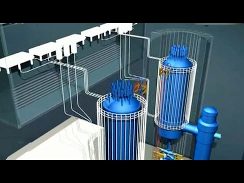 China close to completing world-leading generation IV reactor