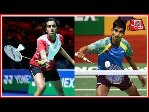 Rio Olympics: P.V. Sindhu, Srikanth Enter Badminton Quarter-Finals