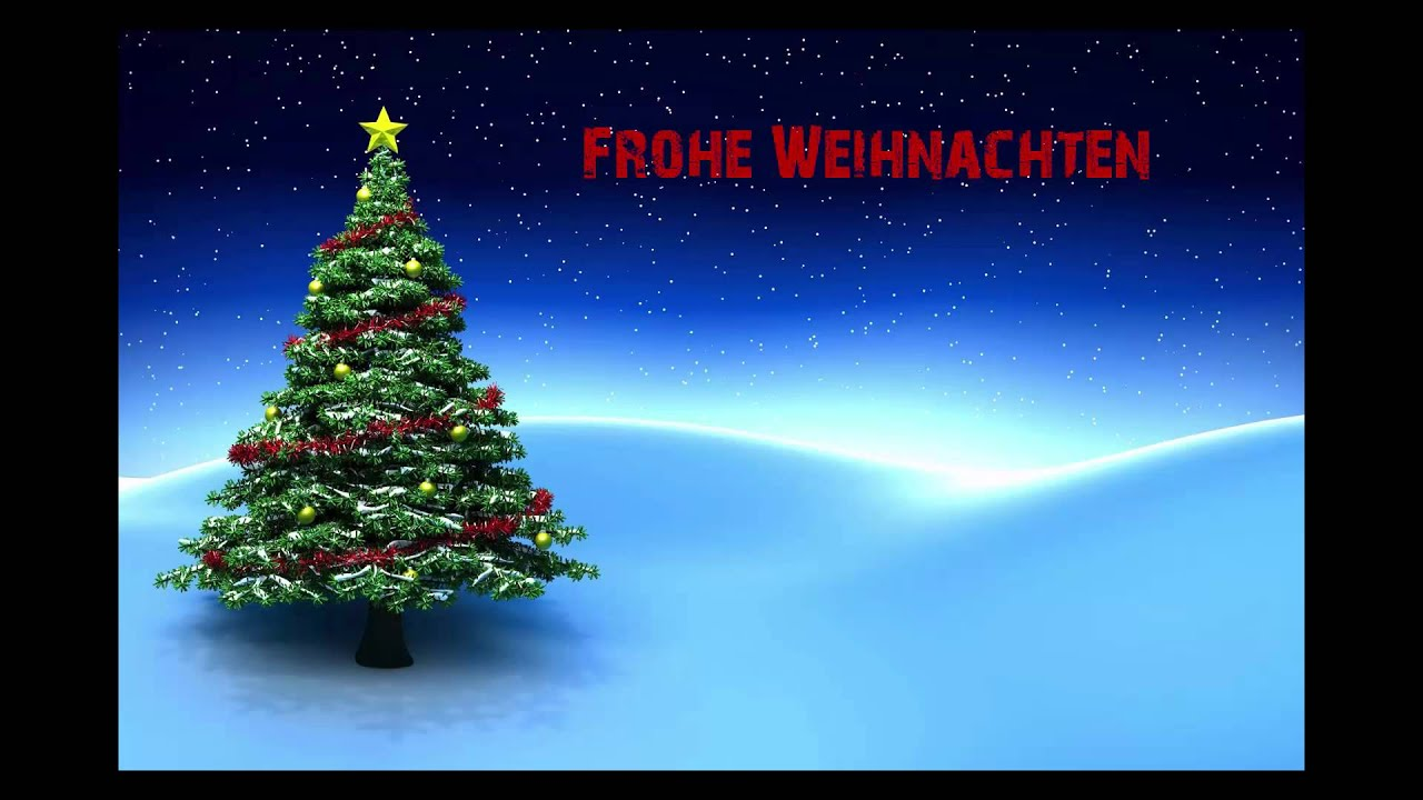 wir w nschen euch frohe weihnachten youtube. Black Bedroom Furniture Sets. Home Design Ideas