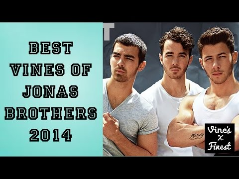Best Vines of The Jonas Brothers 2014 Compilation Funny Moments