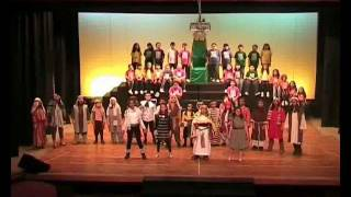 Joseph and the Amazing Technicolor Dreamcoat 2011 - Part 5 of 6