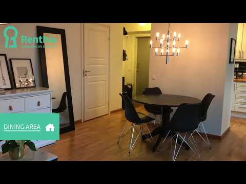 Showing | Nice one bedroom apartment for rent in Lilla Essingen, Stockholm
