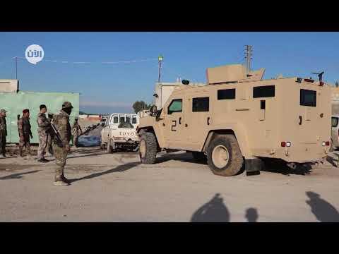 عصيان لليوم الثاني داخل إحدى معتقلات داعش في سوريا  - نشر قبل 14 ساعة