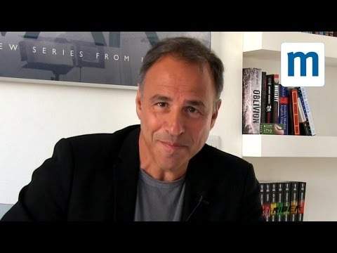 Anthony Horowitz' top five tips for aspiring writers