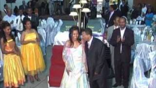 Repeat youtube video 1. Meseret Hulumyefir & Menelik Alemu Engagement Party in Ethiopia 2010 Part I