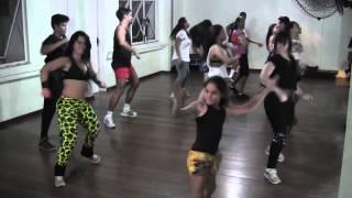 Ivete Sangalo - Acelera aê ( Coreografia )