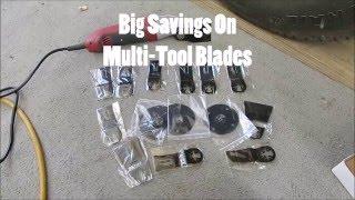 Quick Tip 8 - Big Savings On Multi Tool Blades
