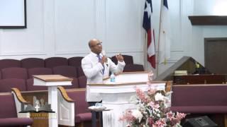 "Pastor Jaime Kowlessar,  ""We Gonna Be Alright,"" Dallas City Temple, September 12, 2015"