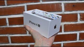 Unboxing iPhone 4S - 2015 - vídeo 1(Oi pessoal, tudo bem com vocês? Neste vídeo mostro o unboxing do iPhone 4S. Sei que ele foi lançado a muito tempo e já está quase saindo de linha, mas ..., 2015-02-02T02:07:03.000Z)