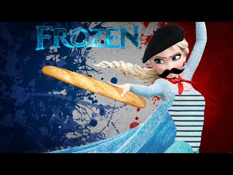 Let it go Multilanguage 43 versions (In French Alphabetical Order) [HD]
