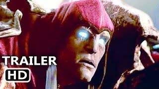 PS4 - Darksiders III Official Trailer (2018)