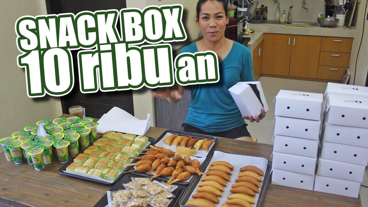 Snack Box 10 Ribuan Youtube