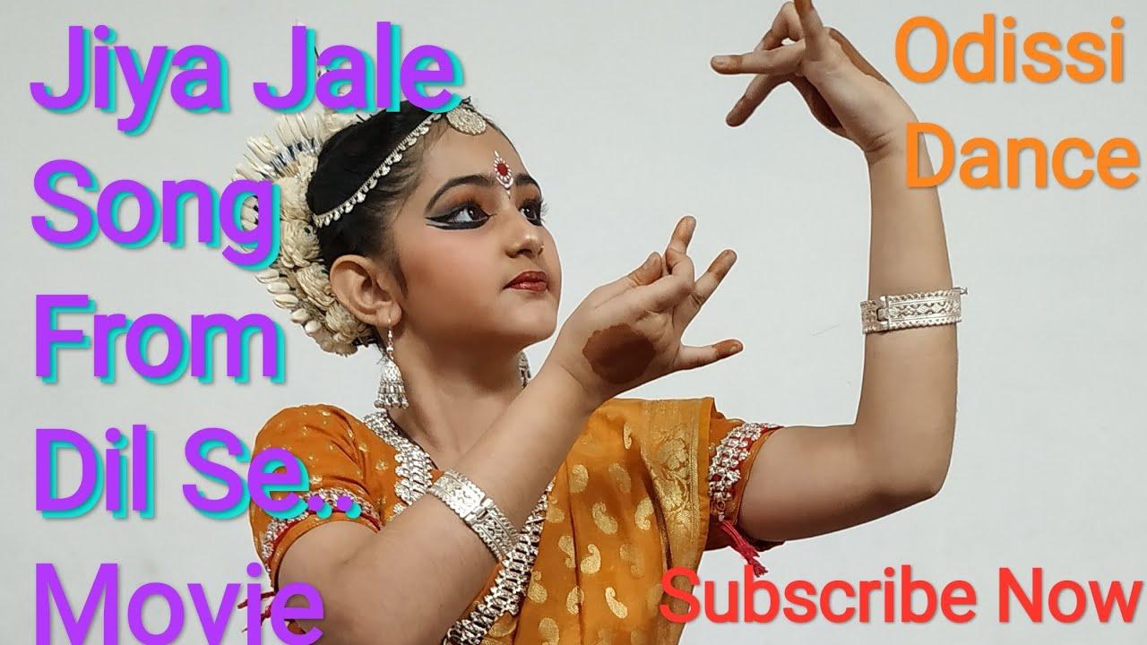 Jiya Jale song l Dil Se Movie l Odissi Dance l A.R. Rahman Music l