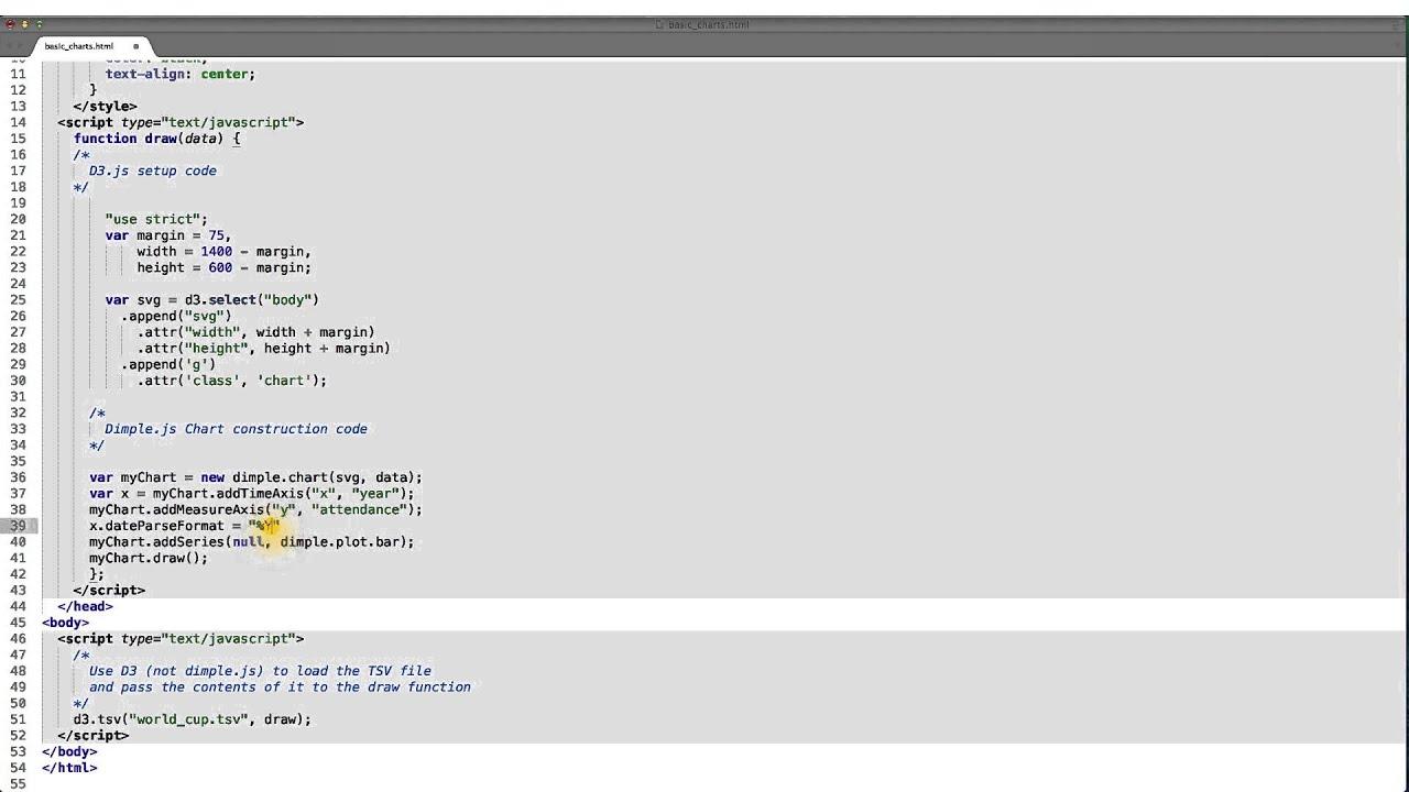 data visualization with d3 js pdf