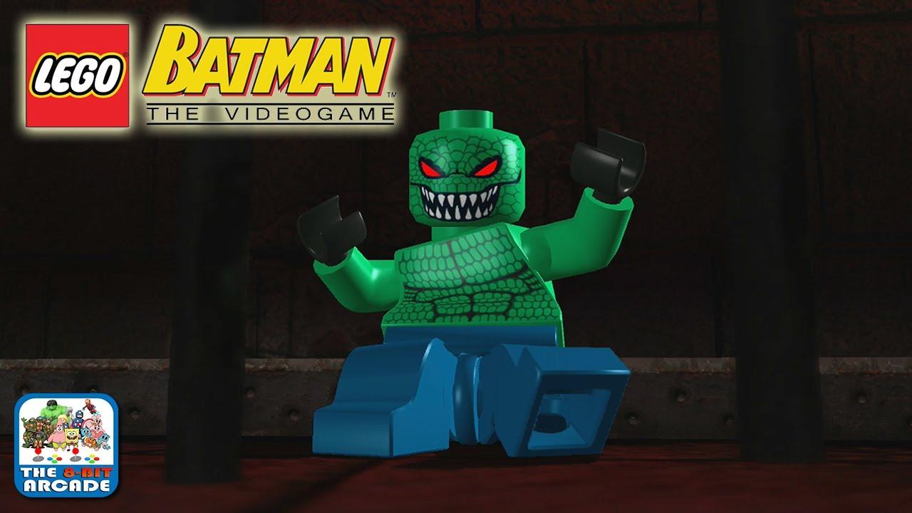 Lego Batman: The Videogame - Killer Croc Belongs in a Zoo ...