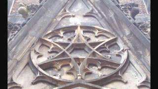 Pentagram window in a Christian Church (2).wmv