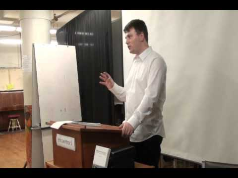 Richard Seymour on American Anti-Imperialism: Video 1 of 2