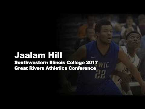 Jaalam Hill 2016-17 SF, Southwestern Illinois College