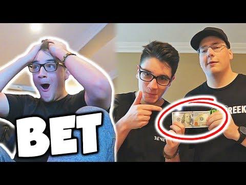 SHARP vs CRISPY ($100 BET)