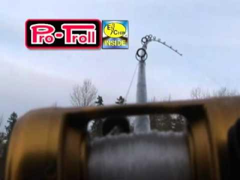 Pro-Troll E-Chip Fishing Technology