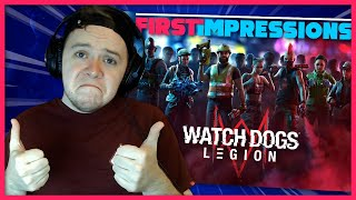 We Played Watch Dogs: Legion! - First Impressions