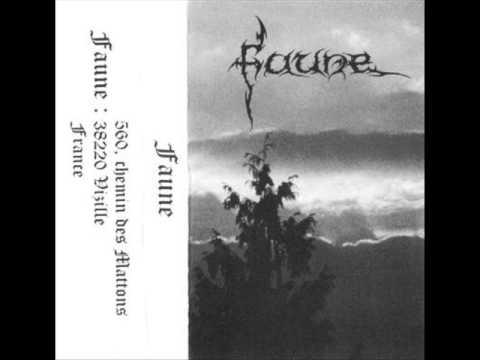 Faune - Faune (2004) (Black Metal France) [Full Demo]