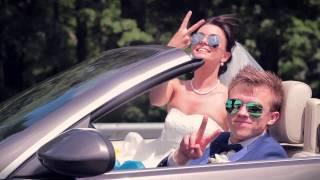 Видео со свадьбы Антона и Ани. Свадебный клип, г. Киев. 2014 год studioone.com.ua