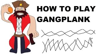 A Glorious Guide on How to Play Gangplank