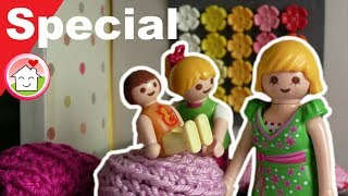 Playmobil Frühlingdeko für neues Wohnhaus - Pimp my PLAYMOBIL - Familie Hauser