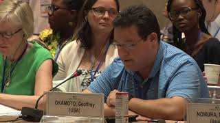 54th GEF Council Day 1 Jun 24, 2018 PM Session