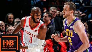 Houston Rockets vs Utah Jazz Full Game Highlights | 12.06.2018, NBA Se