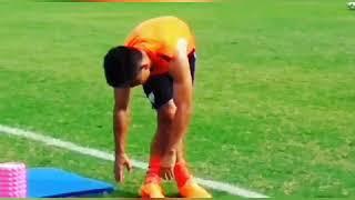 Interncontinetal Cup_Sunil_100 matches