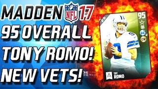 NEW SEASON VETERANS! NEW ROMO! NEW SIGNATURES! NEW BUSH! - Madden 17 Ultimate Team