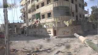 Видеорегистратор установлен на танке. Боевые действия(, 2013-03-29T01:39:12.000Z)
