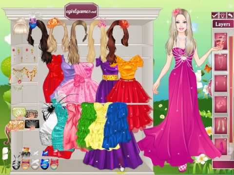 Barbie Games for Girls - DressUpWho.com