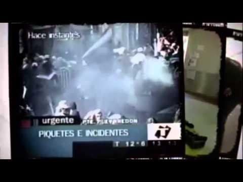 A 13 años de la Masacre de Avellaneda: cómo fue documentar la represión | El Destape