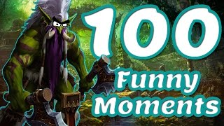 Heroes of the Storm: WP and Funny Moments #100