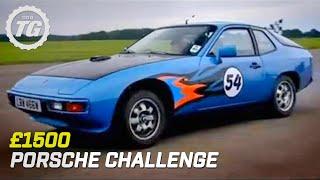 Download The £1500 Porsche Challenge | Top Gear | BBC Mp3 and Videos