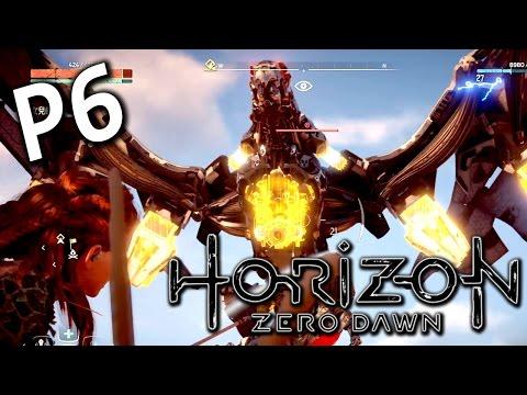 Horizon: Zero Dawn《地平線:期待黎明》Part 6 - 機器大雕